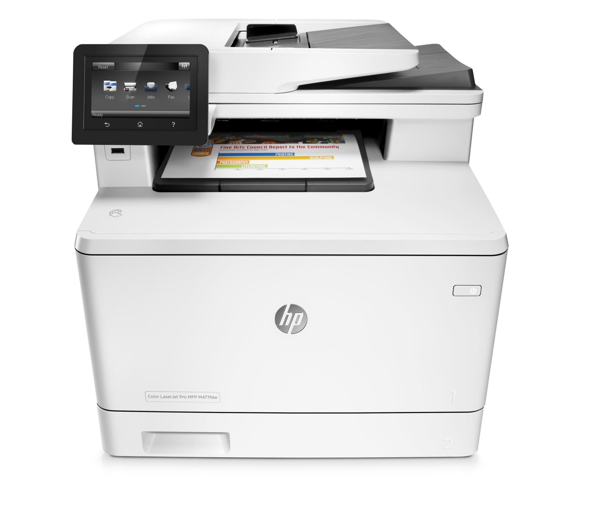 HP LaserJet Pro M477fdw
