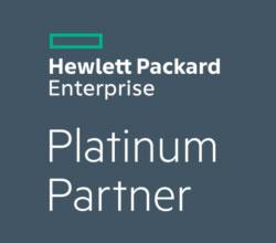 HPE Platinum Partner
