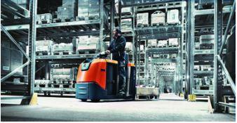 Toyota Material Handling NL zet stappen richting de cloud