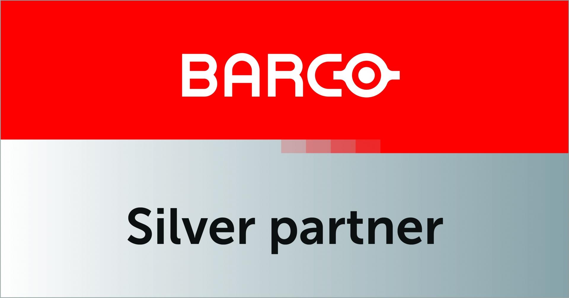 Barco Silver Partner